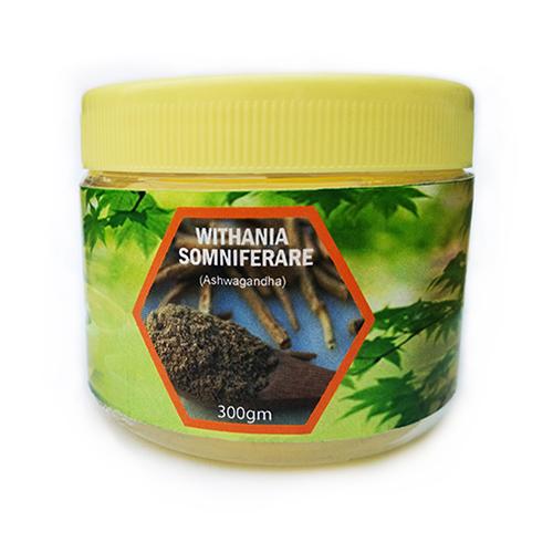 withania somnifera(ashwagandha) 300gm